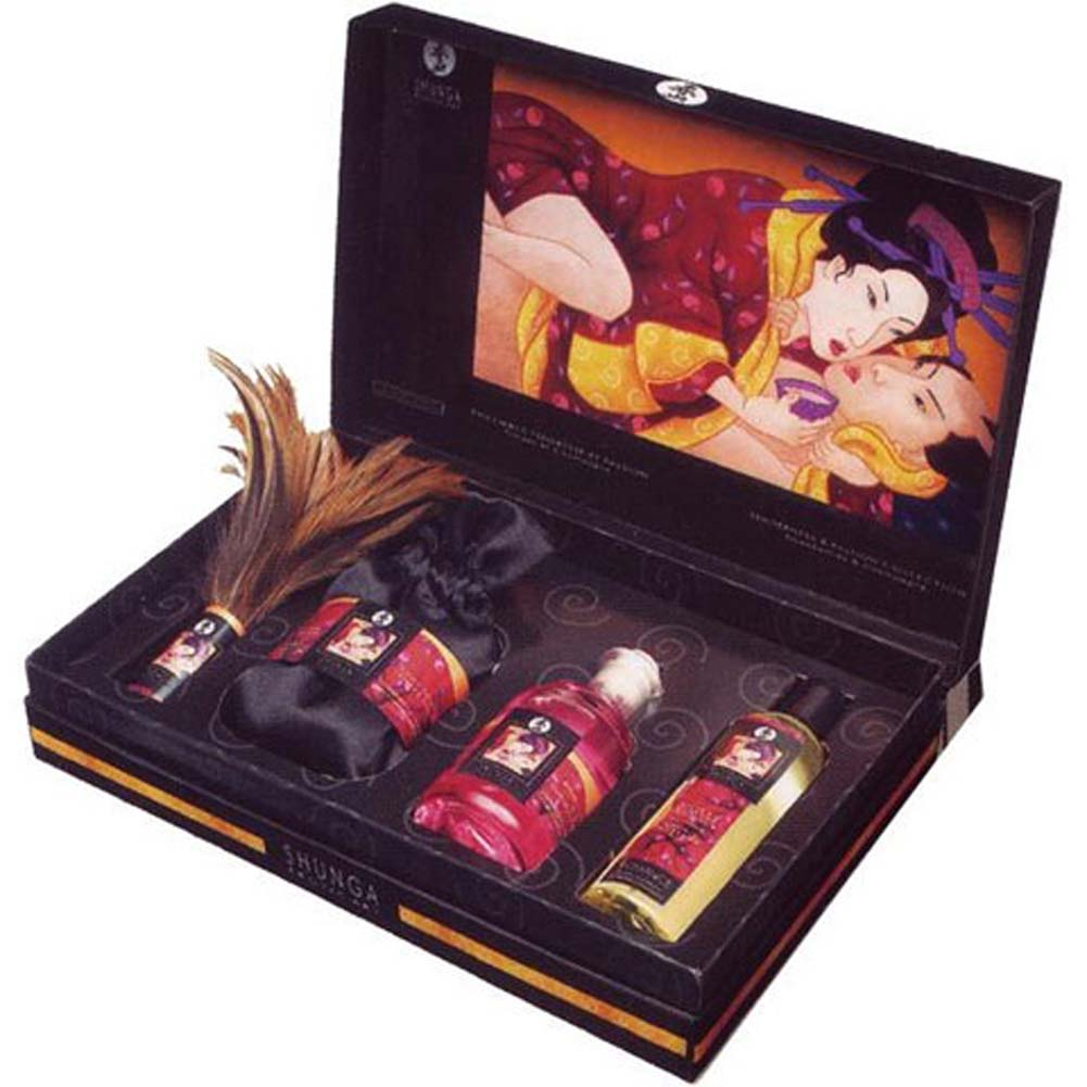 Shunga Tenderness and Passion Collection - View #2