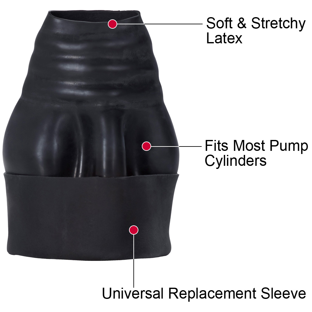 Optimum Series Universal Replacement Pump Sleeves 2 Count - View #1