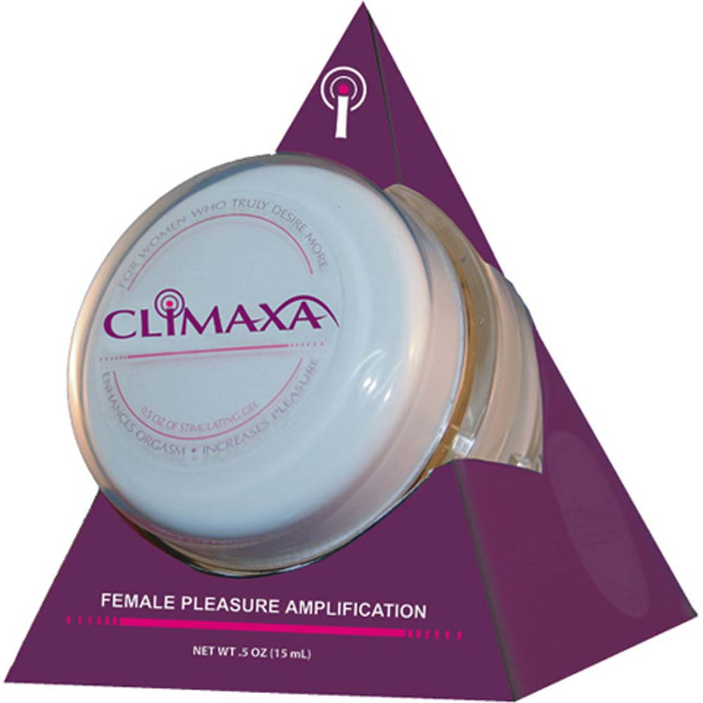 Climaxa Female Pleasure Amplification Gel 0.5 Fl.Oz 15 mL - View #2