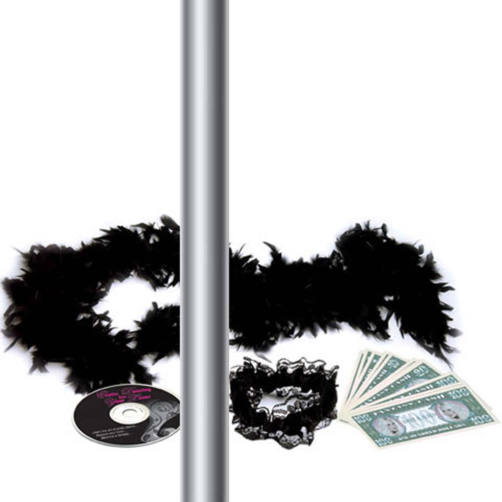 Private Dancer Pole Kit Silver - View #2