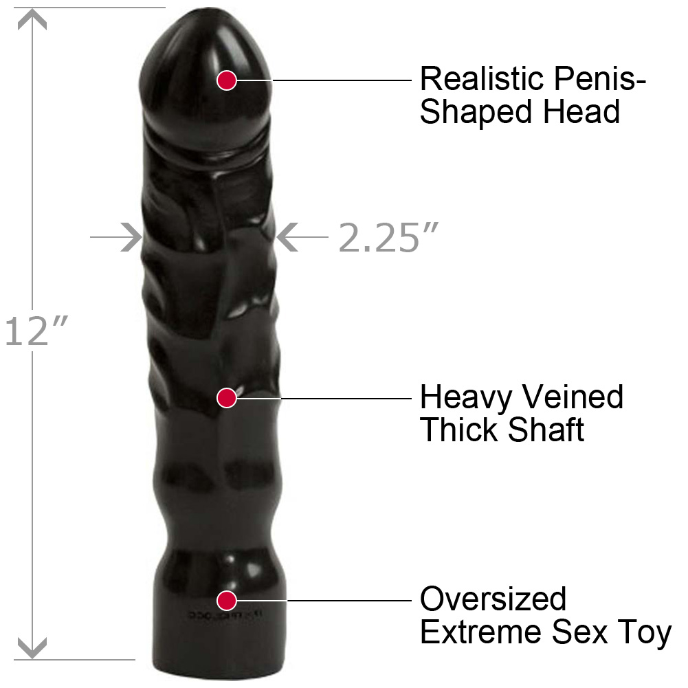 Remarkable, very 45 inch doc johnsons dildos