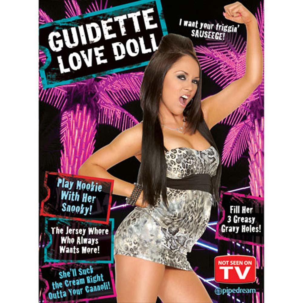 Guidette Inflatable Love Doll - View #2