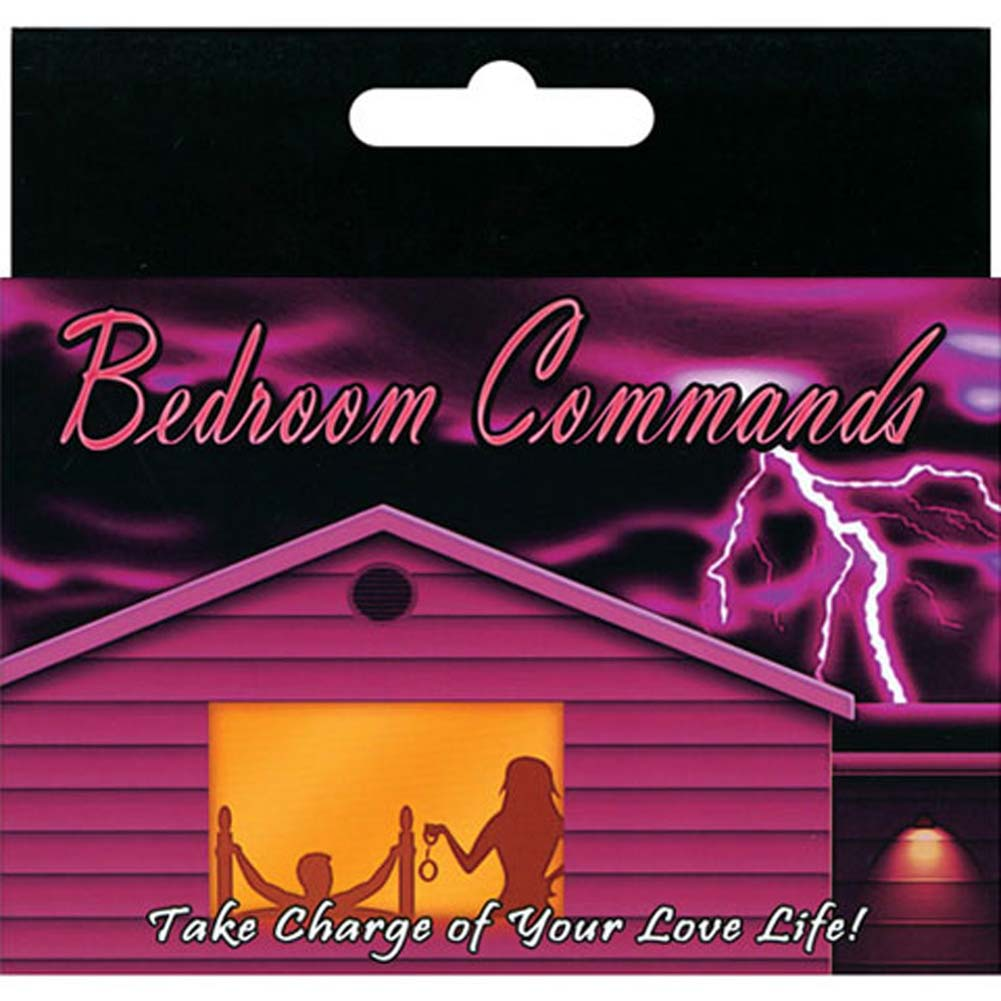 Bedroom Commands Game - View #1