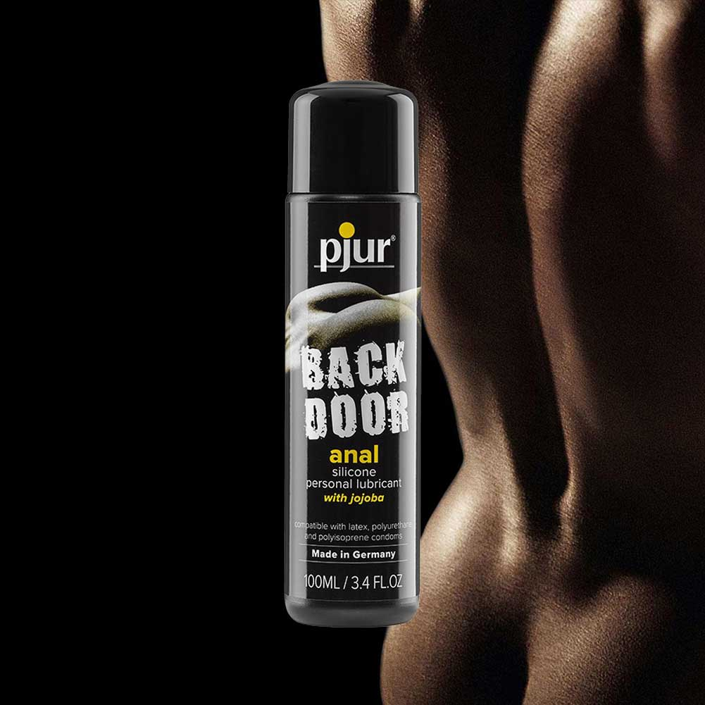 Pjur Back Door Relaxing Anal Glide Silicone Personal Lubricant 3.4 Fl.Oz 100 mL - View #3