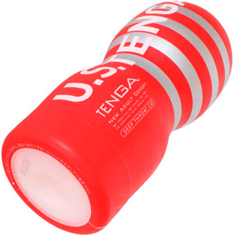 Disposable Deep Throat Cup Stroker by Tenga Ultra Size - View #2