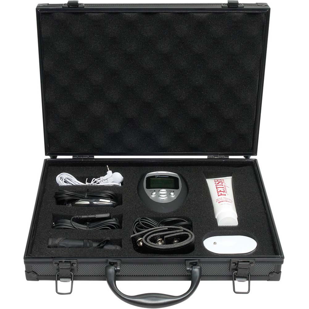 Fetish Fantasy Series Deluxe Shock Therapy Travel Kit - View #1