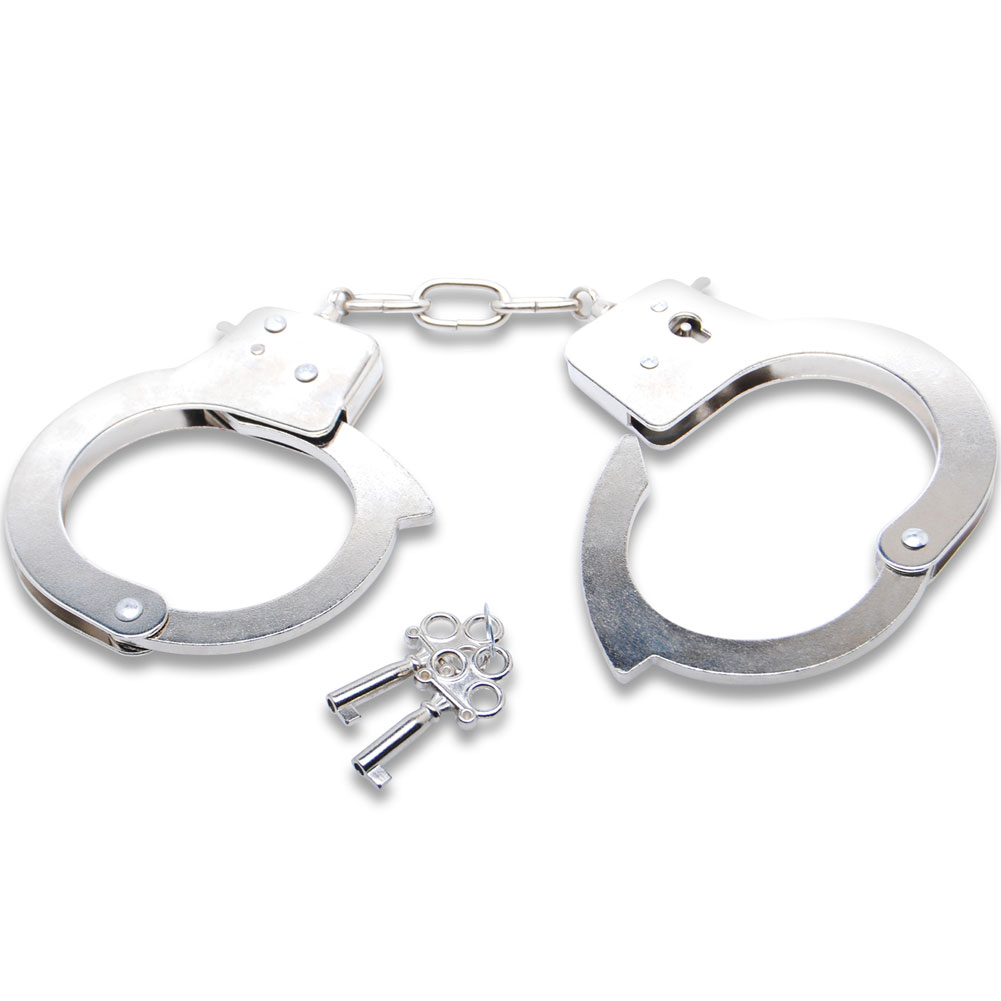 Fetish Fantasy Series Official Handcuffs - View #1