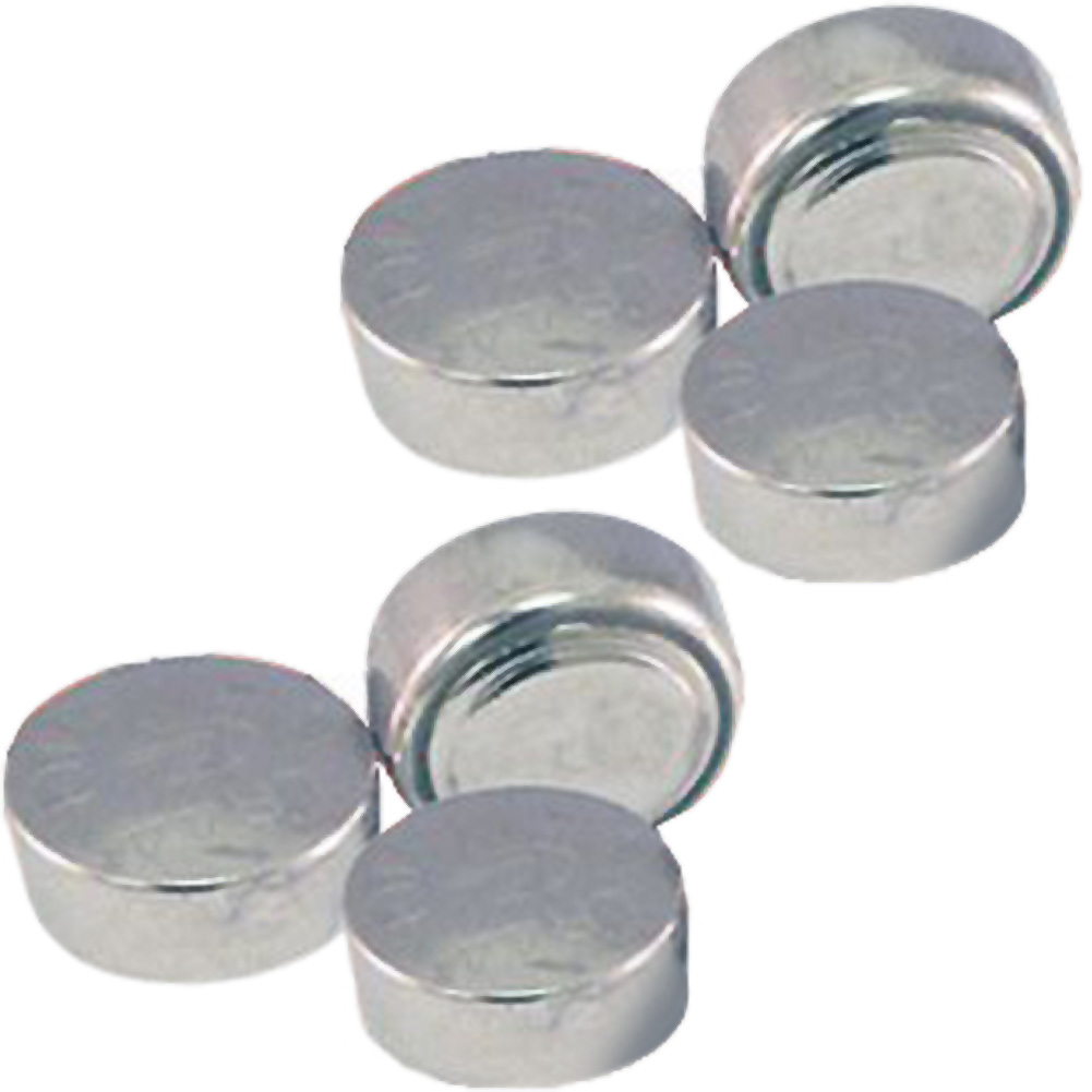 Screaming O AG13 LR44 Button Cell Battery 6 Pack - View #2