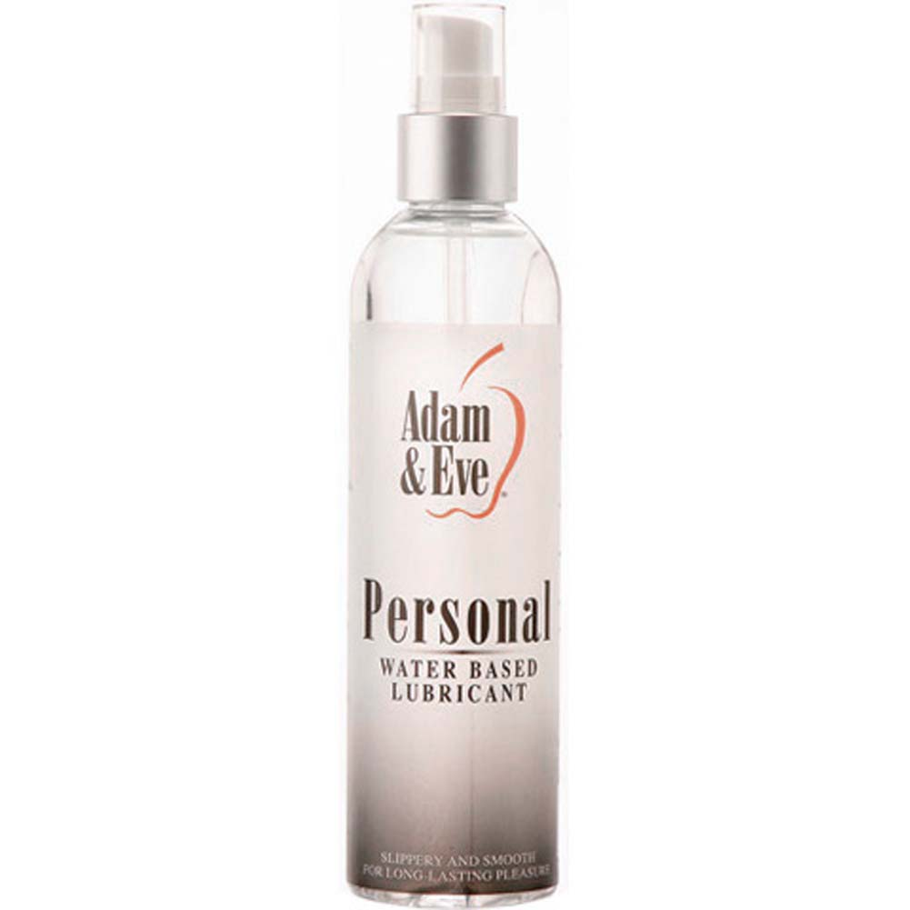 Adam and Eve Personal Water-Based Lubricant 8 Fl.Oz 240 mL - View #1