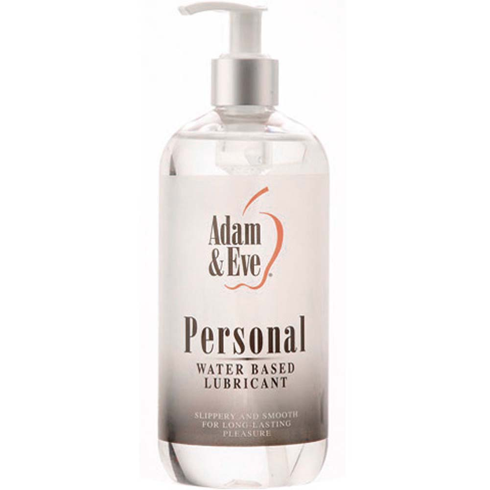 Adam and Eve Personal Water-Based Lubricant 16 Fl.Oz 475 mL - View #1