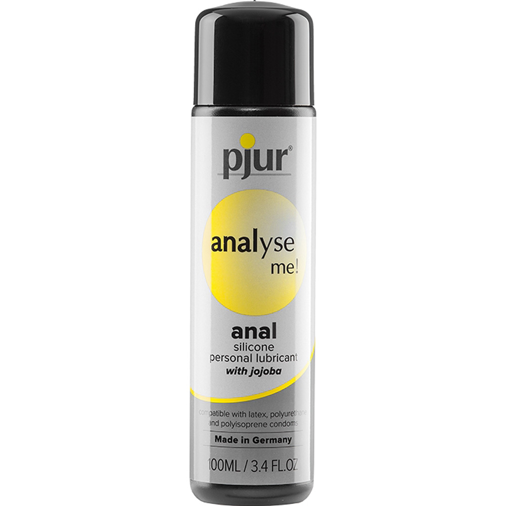 Pjur Analyse Me Relaxing Anal Glide Silicone Based Personal Lubricant 3.4 Fl.Oz 100 mL - View #2