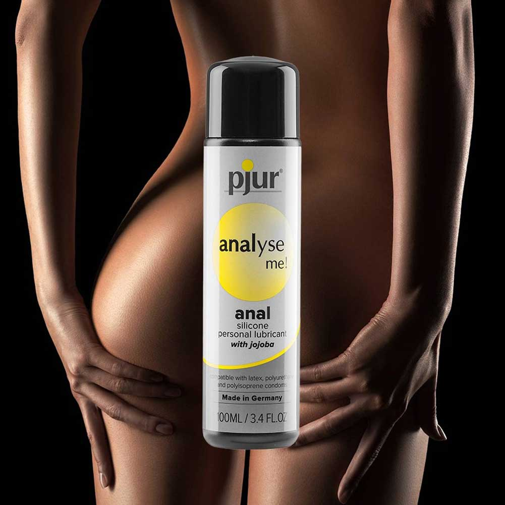 Pjur Analyse Me Relaxing Anal Glide Silicone Based Personal Lubricant 3.4 Fl.Oz 100 mL - View #4