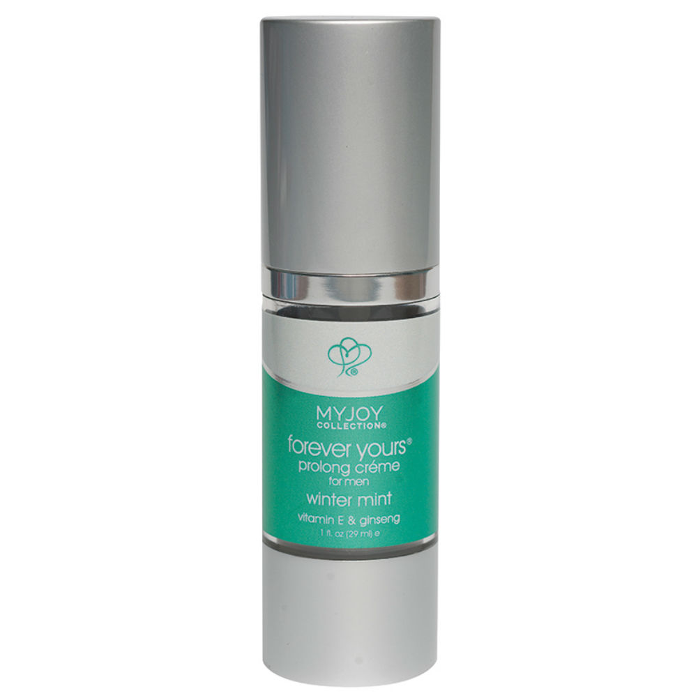 Forever Yours Prolong Cream with Ginseng 2 Fl.Oz 60 G Creme de Menthe - View #1