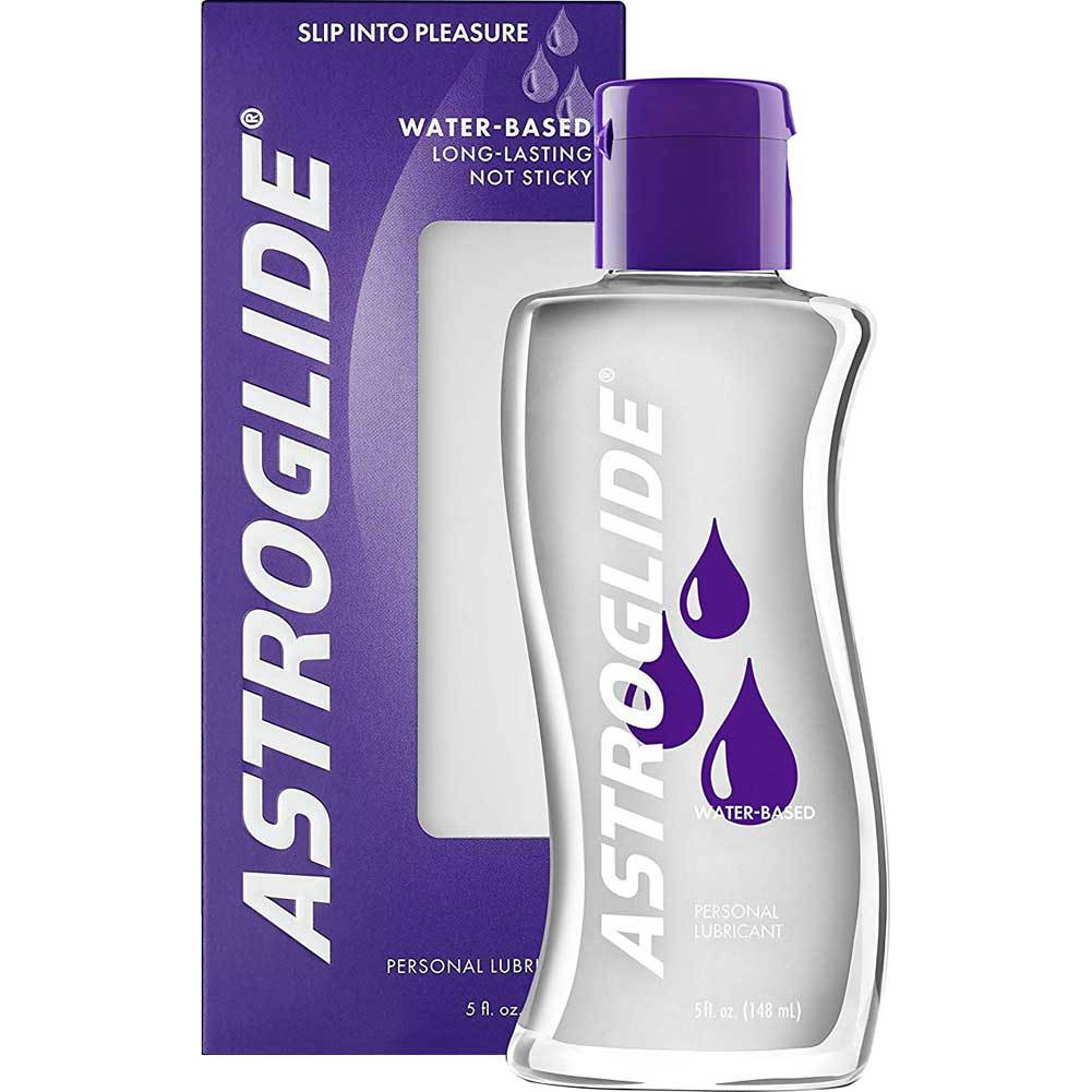 Astroglide Personal Lubricant for Men and Women 5 Fl.Oz 148 mL - View #2