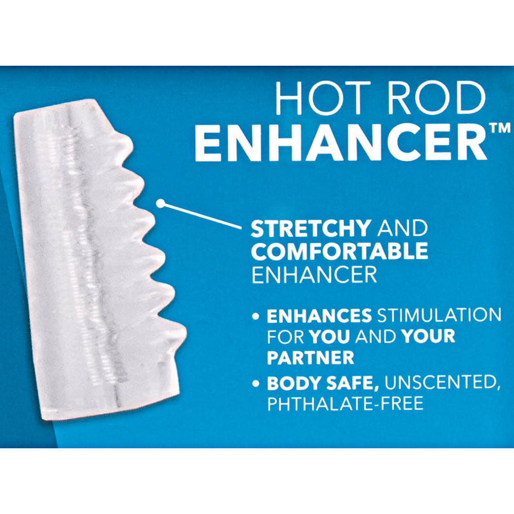 Hot Rod Senso Enhancer Clear - View #1