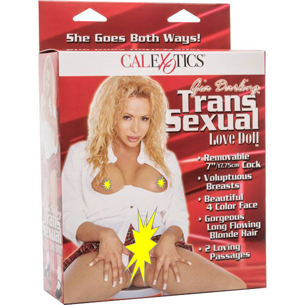 Gia Darling Inflatable Transsexual Love Doll - View #3