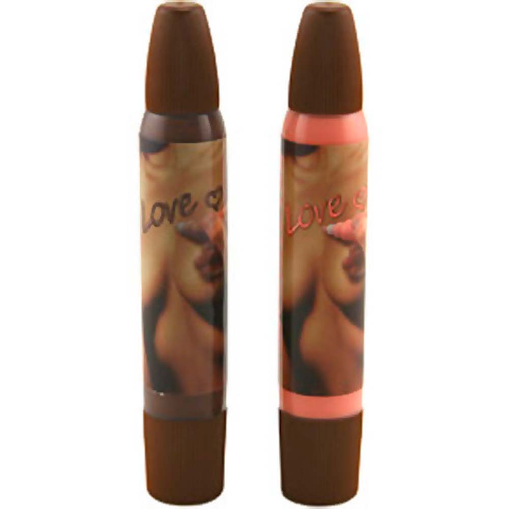 Lovers Body Pens Set 2 Pack Chocolate and Strawberry - View #1
