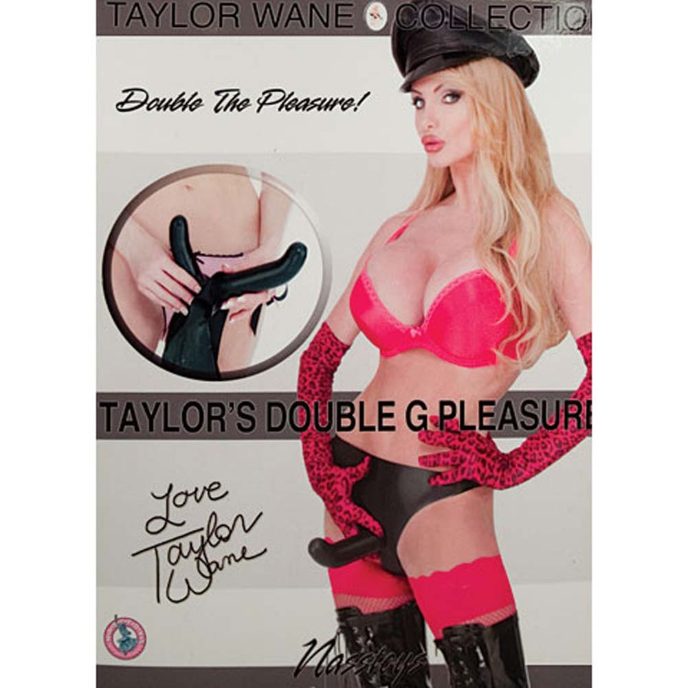 Taylors Double G Pleasure Strap-On Set with Two Dongs - View #3