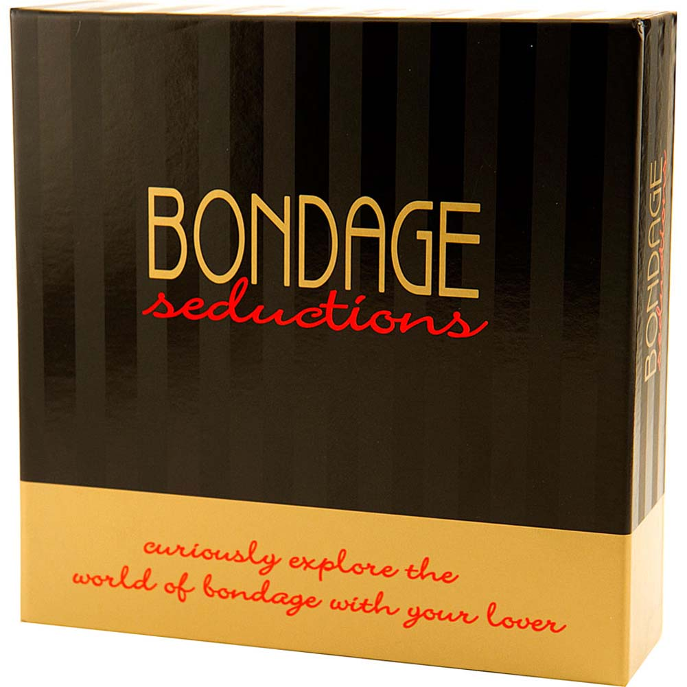 Bondage Seductions Bedroom Game by Kheper Games - View #1