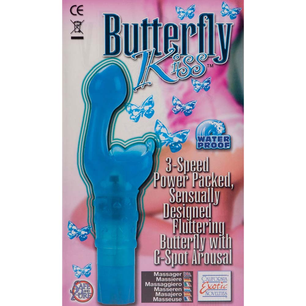 Butterfly Kiss Vibe Combo with High Speed Vibro Bullet - View #4