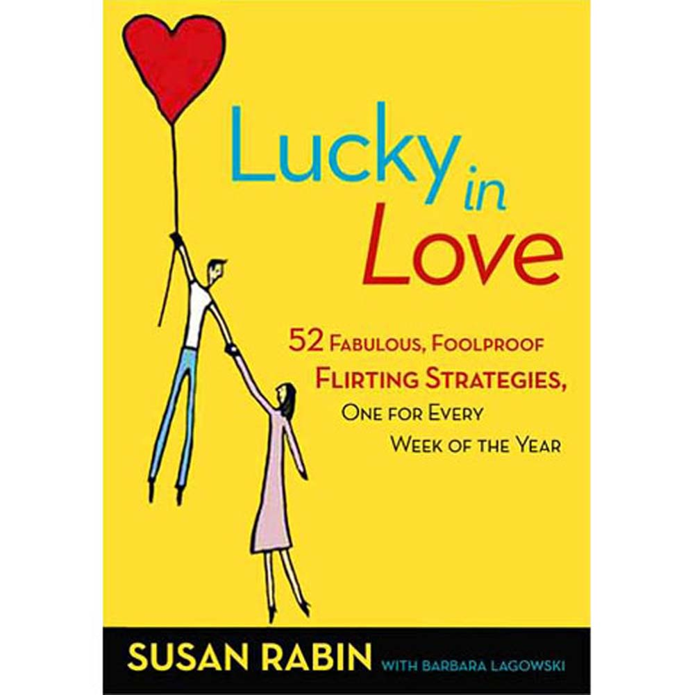 Lucky in Love Book - View #1