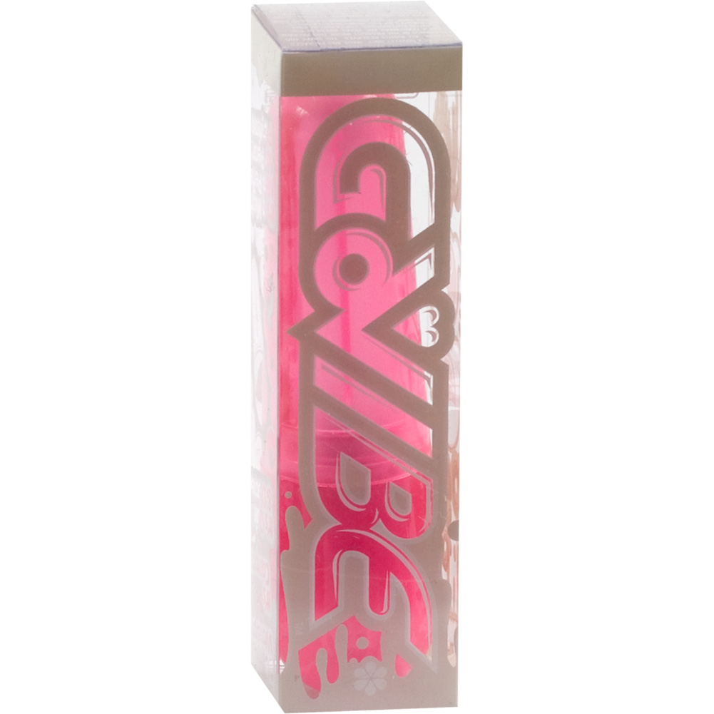 """Doc Johnson Go Vibe Waterproof Personal Massager 4"""" Pink - View #3"""