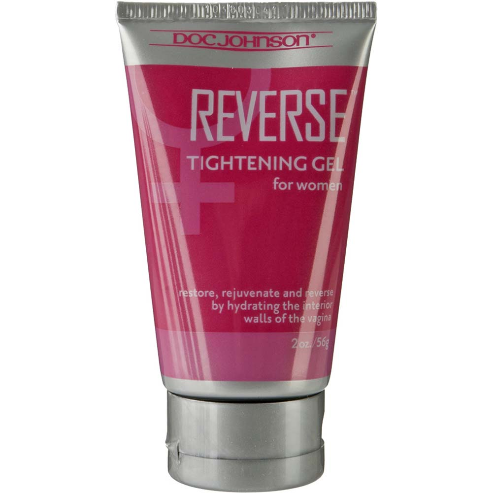 Doc Johnson Reverse Vaginal Tightening Gel for Women 2 Ounce 56 G Tube - View #2