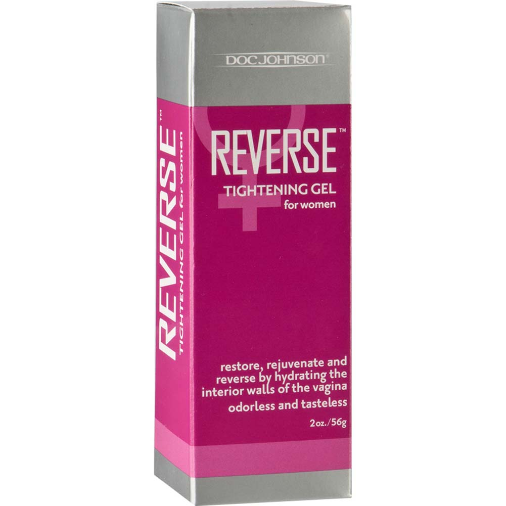 Doc Johnson Reverse Vaginal Tightening Gel for Women 2 Ounce 56 G Tube - View #3