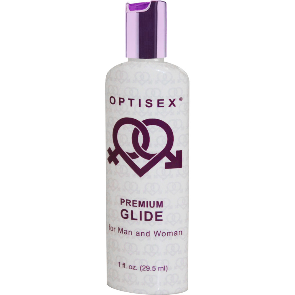 OptiSex Premium Water Based Intimate Lubricant for Men and Women 1 Fl.Oz 30 mL - View #2