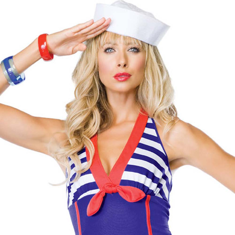 Darling Deckhand Costume Extra Large - View #2