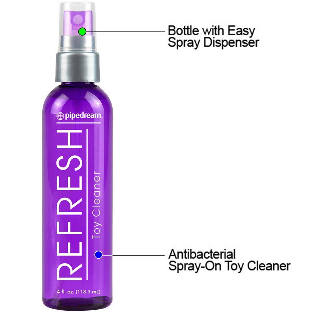 Refresh Toy Cleaner 4 Fl.Oz 118 mL - View #1