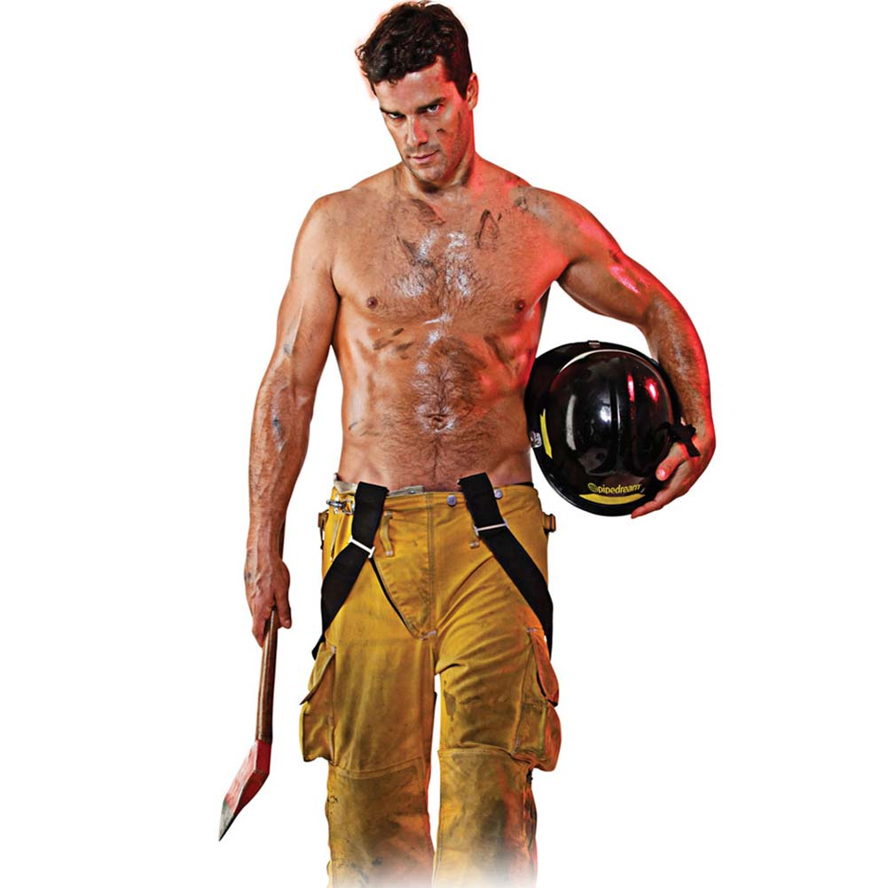 Filthy Fireman Inflatable Love Doll - View #2