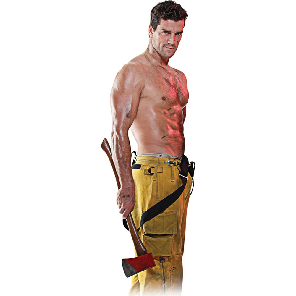 Filthy Fireman Inflatable Love Doll - View #3