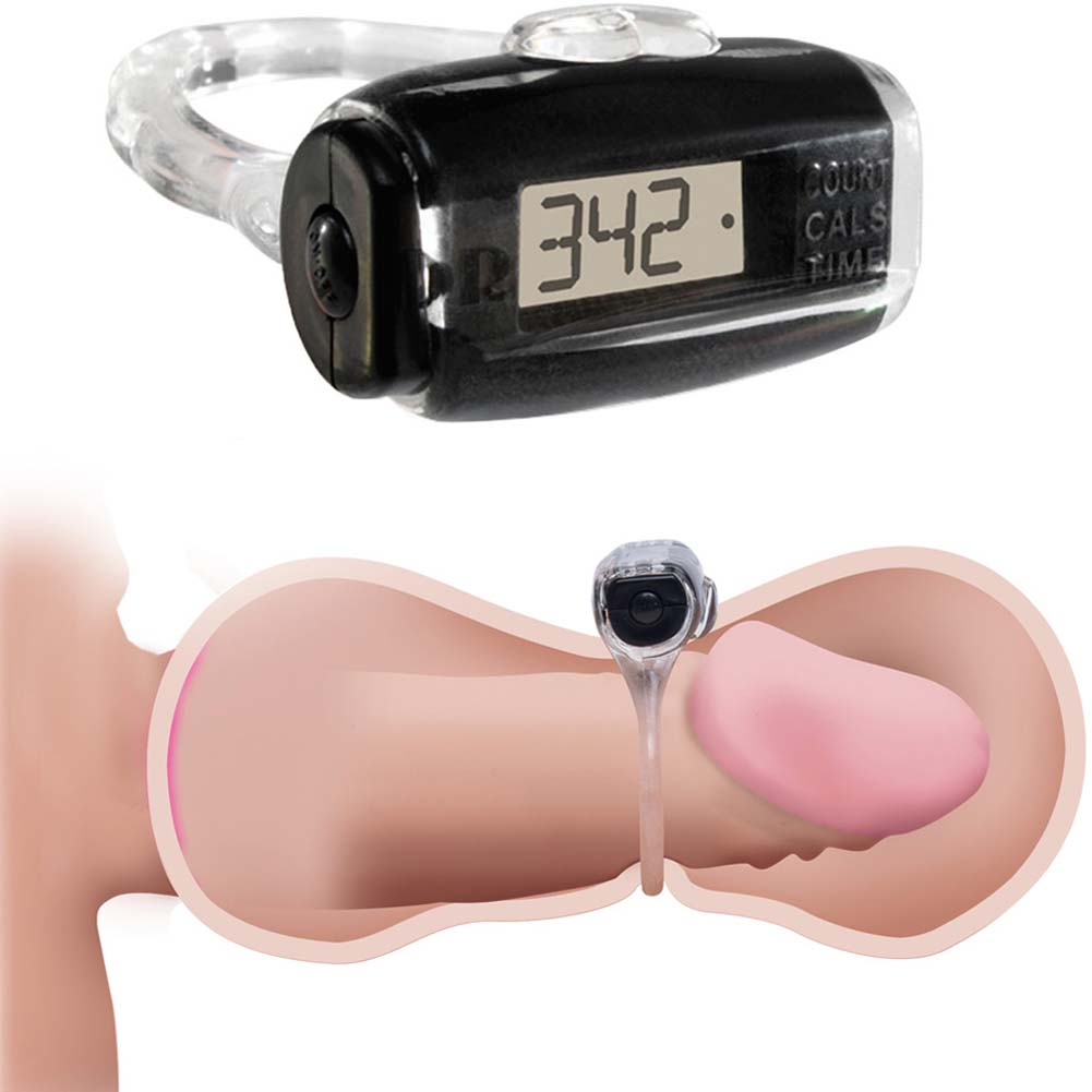 Pipedream Extreme Anal Cocktrainer System Vibrating Stroker - View #3
