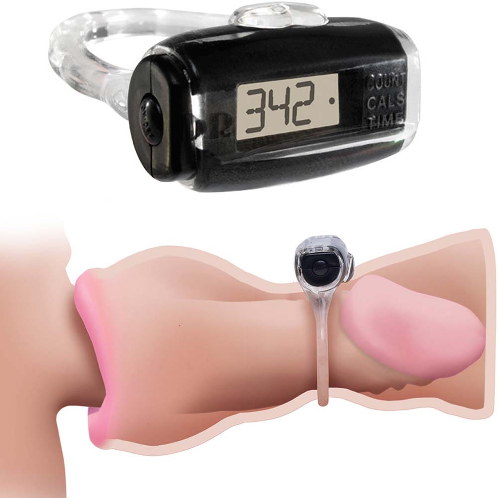Pipedream Extreme Oral Cocktrainer System Vibrating Stroker - View #3