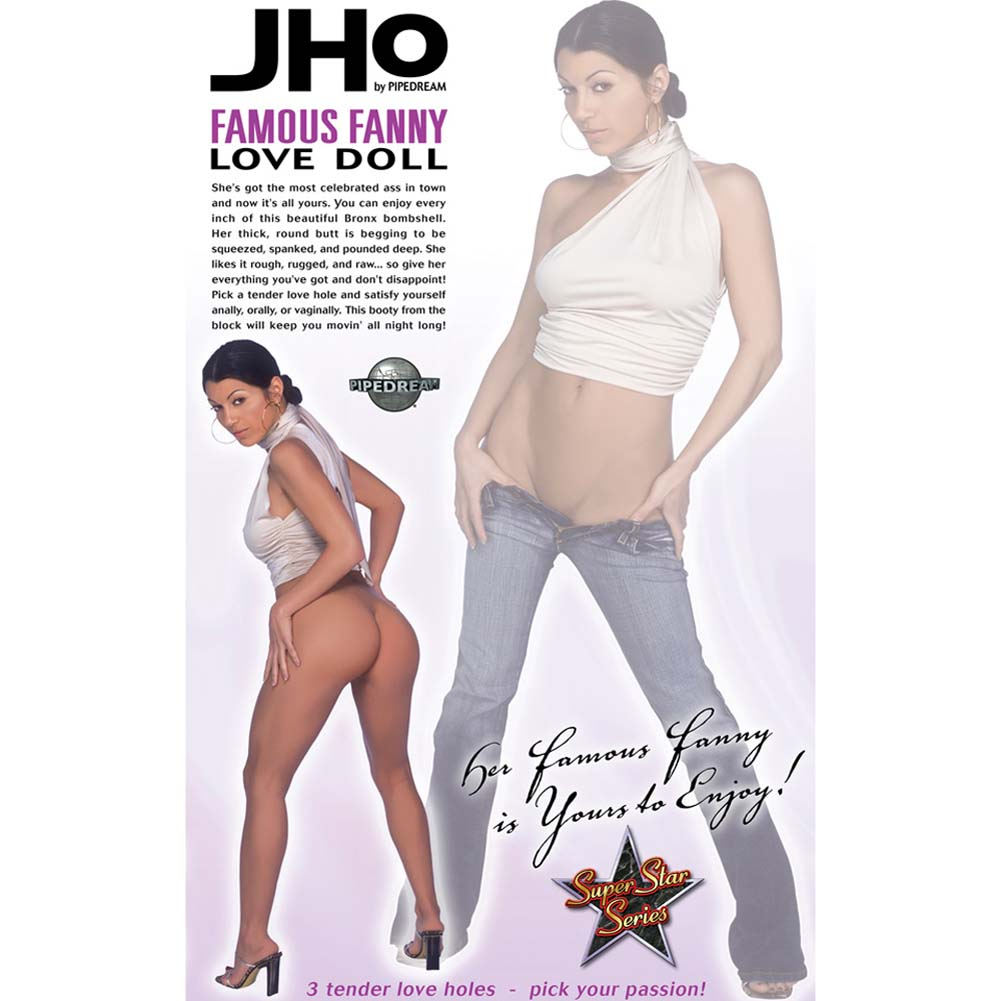 JHo Famous Fanny Love Doll - View #1