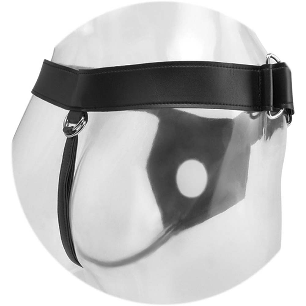 Fetish Fantasy Elite Universal Heavy Duty Harness Black - View #3