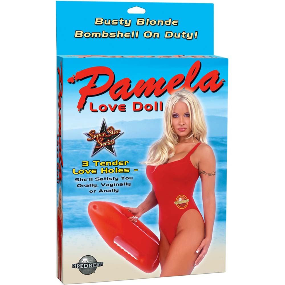 Pamela Love Doll - View #3