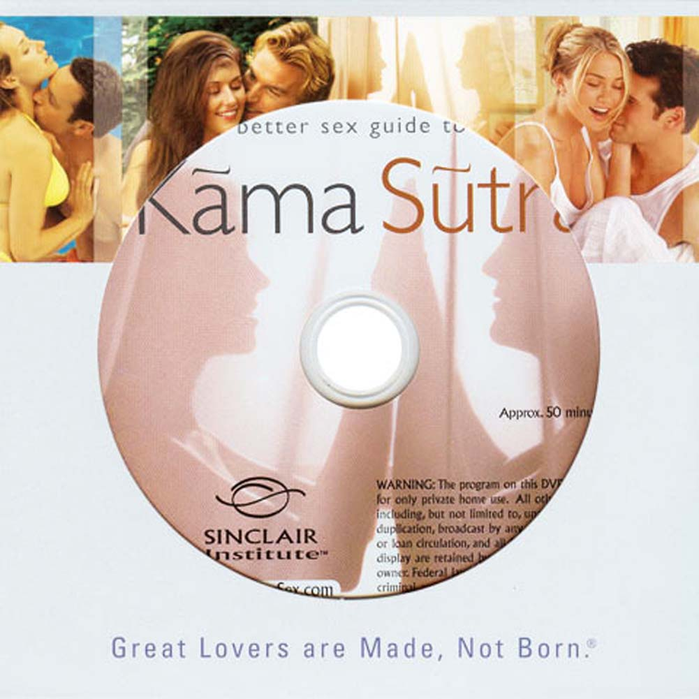 Kama Sutra Educational Erotic DVD for Lovers - View #1