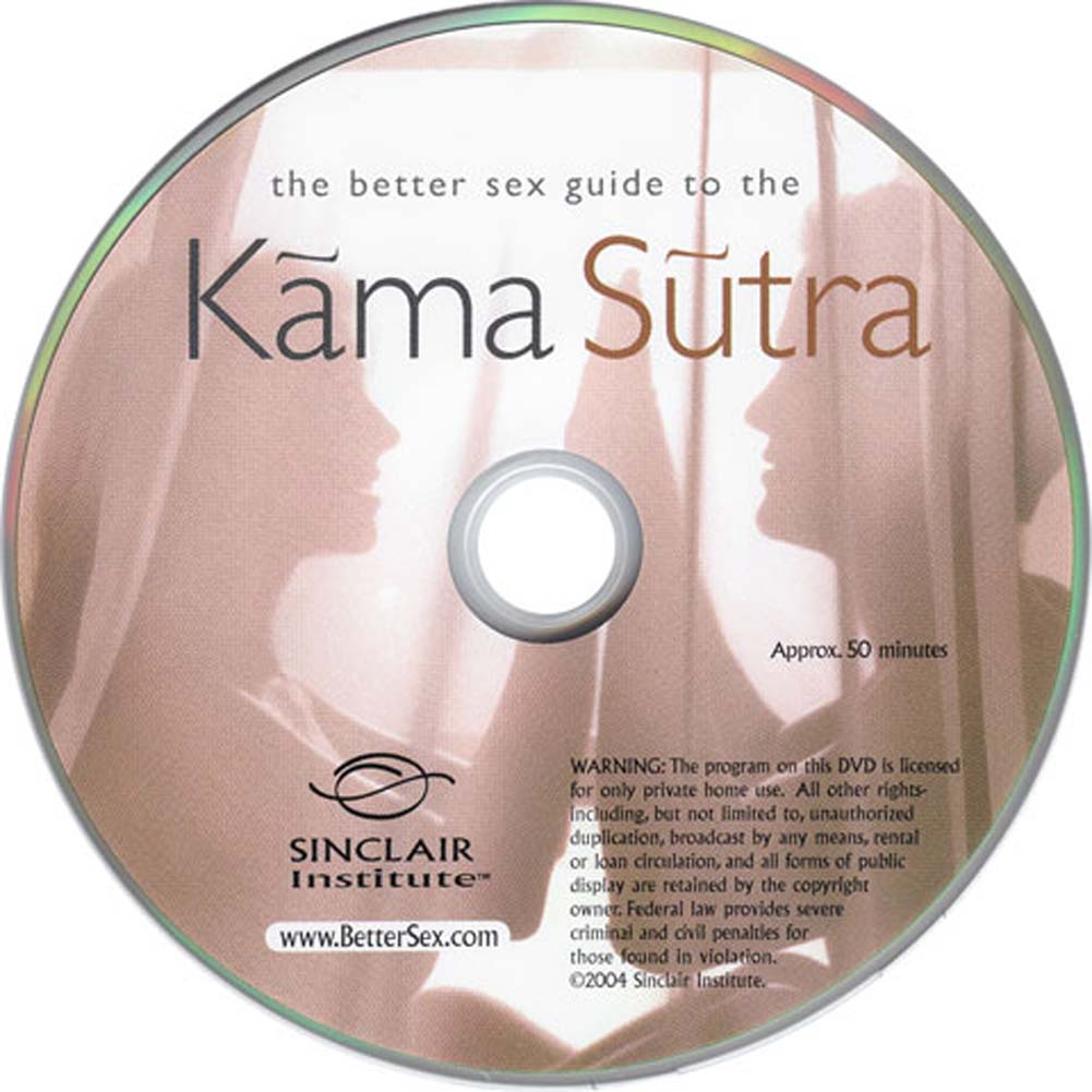 Kama Sutra Educational Erotic DVD for Lovers - View #2