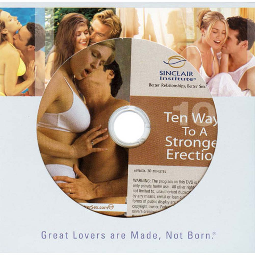 Ten Ways to a Stronger Erection DVD - View #1
