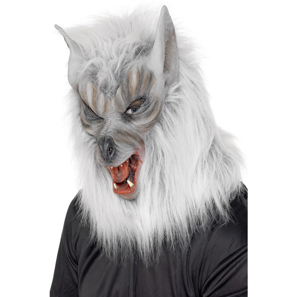 Wolf Mask - View #1