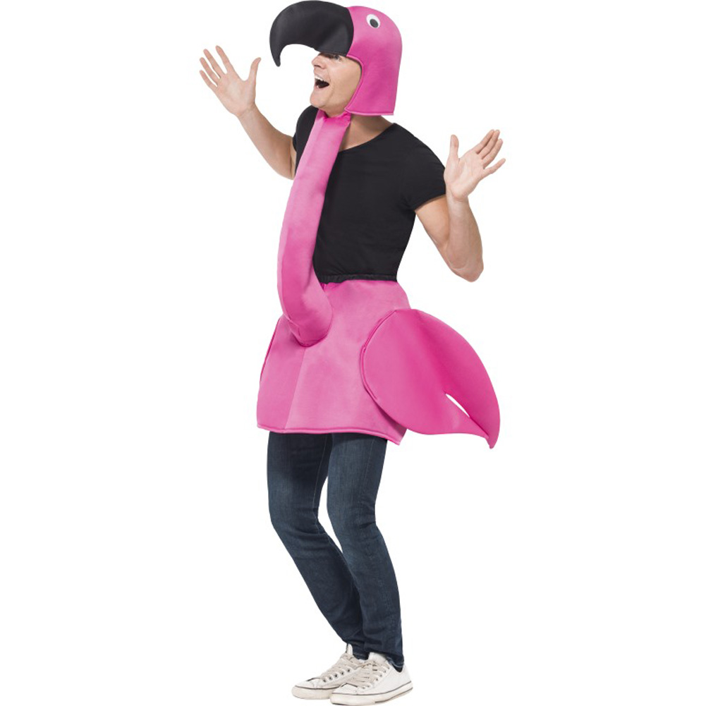 Flamingo Costume - View #1
