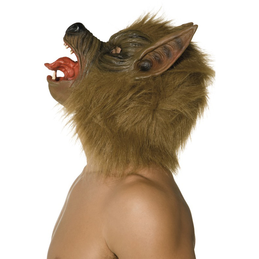 Wolf Mask - View #2