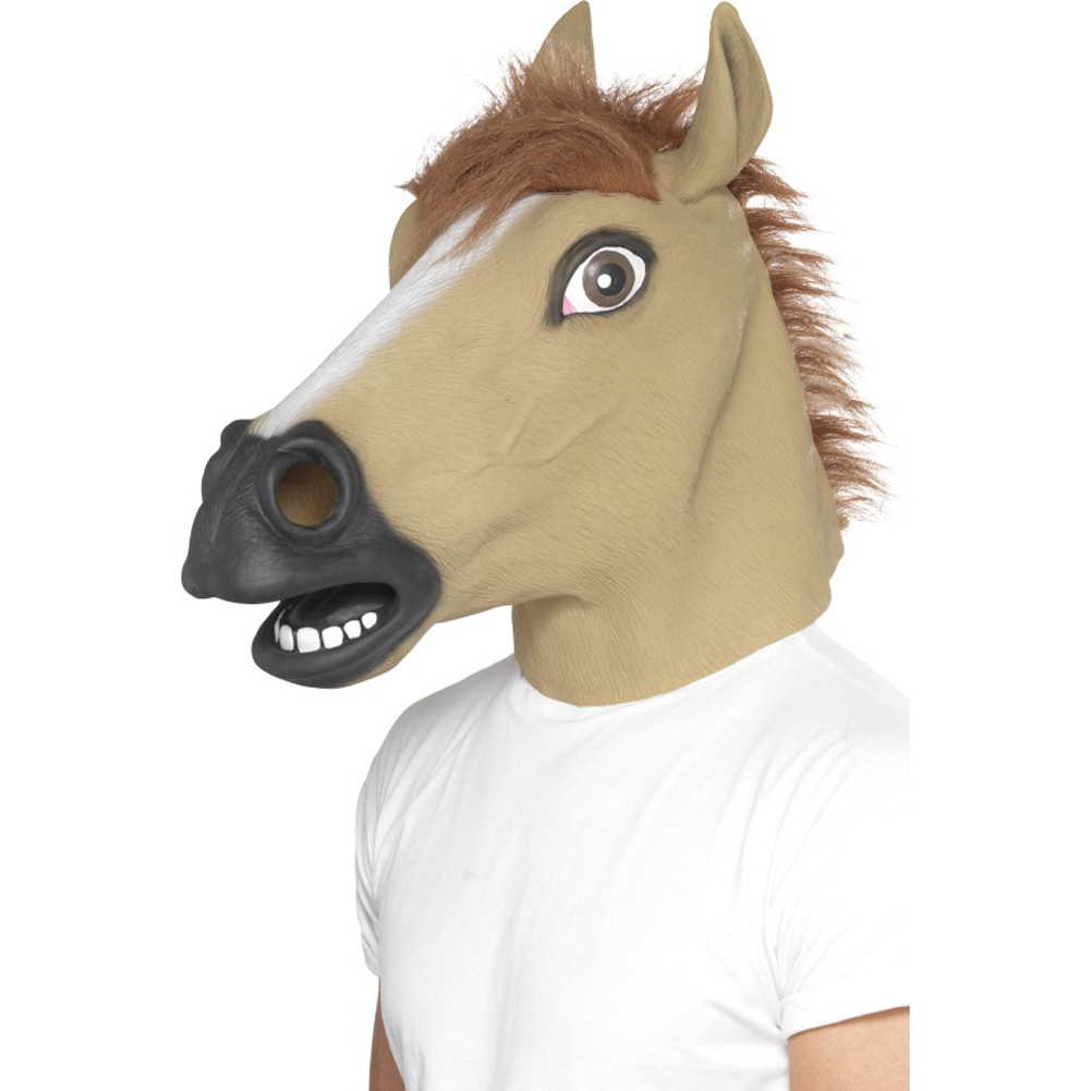 Horse Mask - View #1
