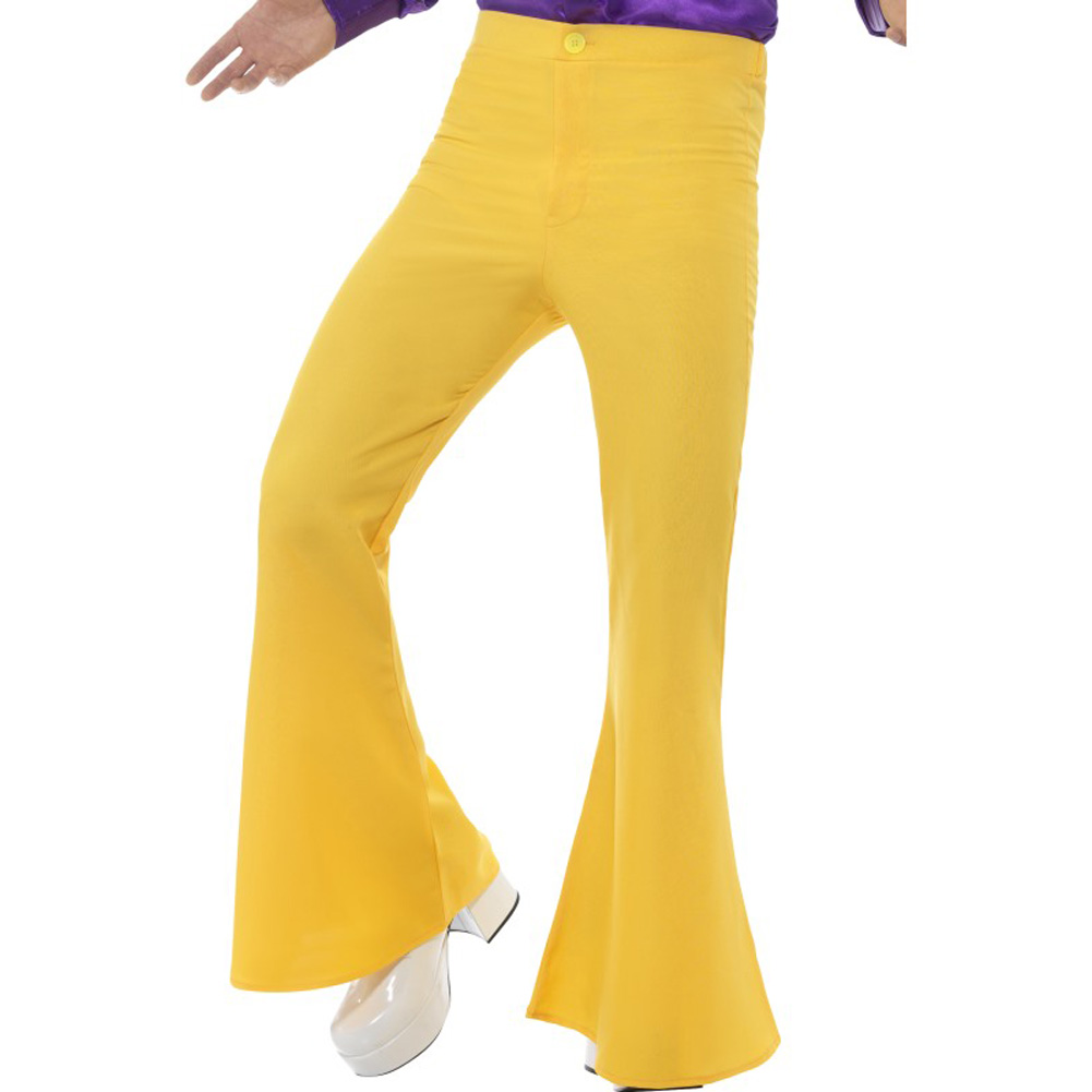 Flared Trousers Mens Large - View #1