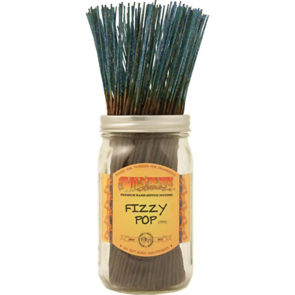 Wildberry Incense 100 Count Fizzy Pop - View #1