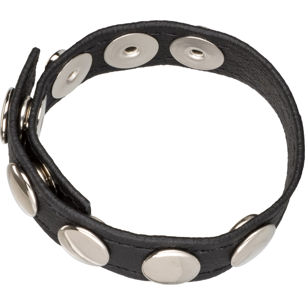 """Ares 5 Snap Adjustable Strap 8.75"""" Black - View #2"""