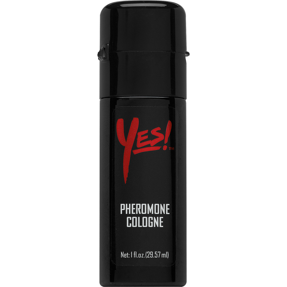 Yes Pheromone Cologne 12 Piece Display Case 1 Fl. Oz. Each - View #1