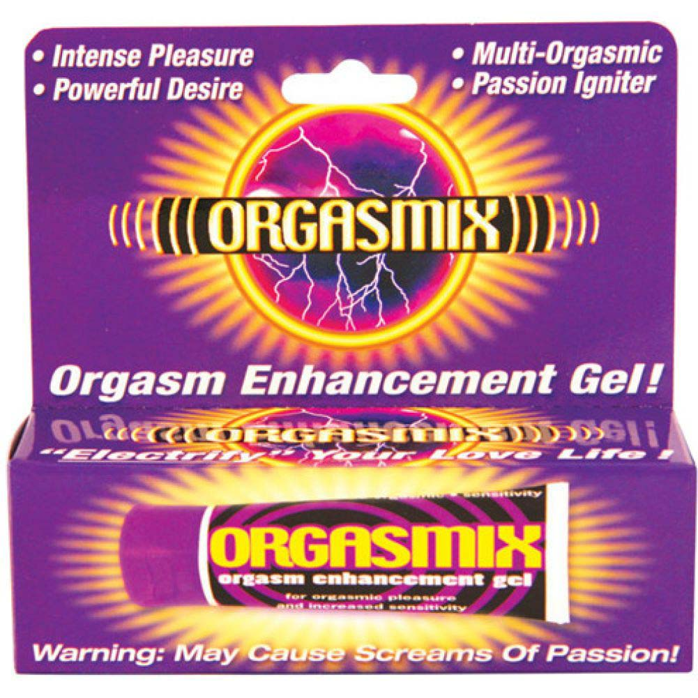 Hott Products Orgasmix Orgasm Enhancement Gel for Women 1 Fl.Oz 30 mL - View #1